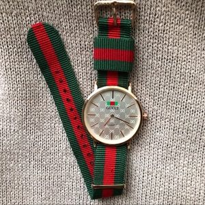 Gucci G Timeless Weekend Watch